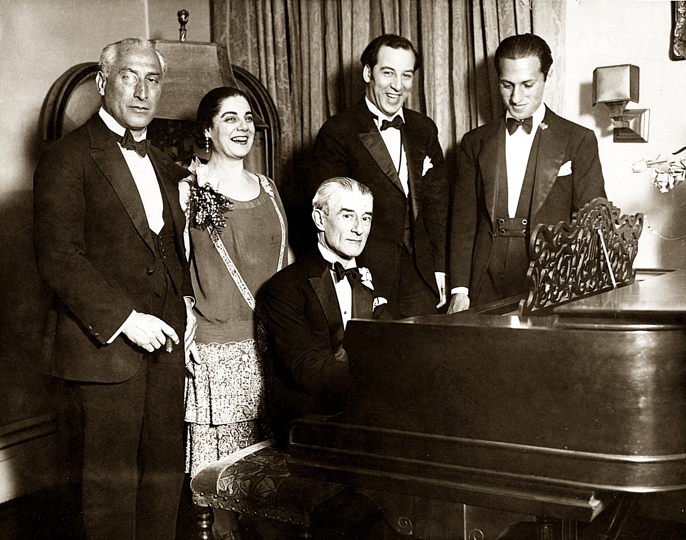 """Theatre Blog: """"Café Variations"""" – The Music of Gershwin"""