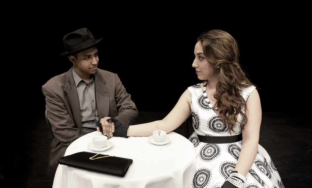 """Theatre Blog: """"Café Variations"""" – A Constellation of Moments. On Making Meaning in Theatre"""