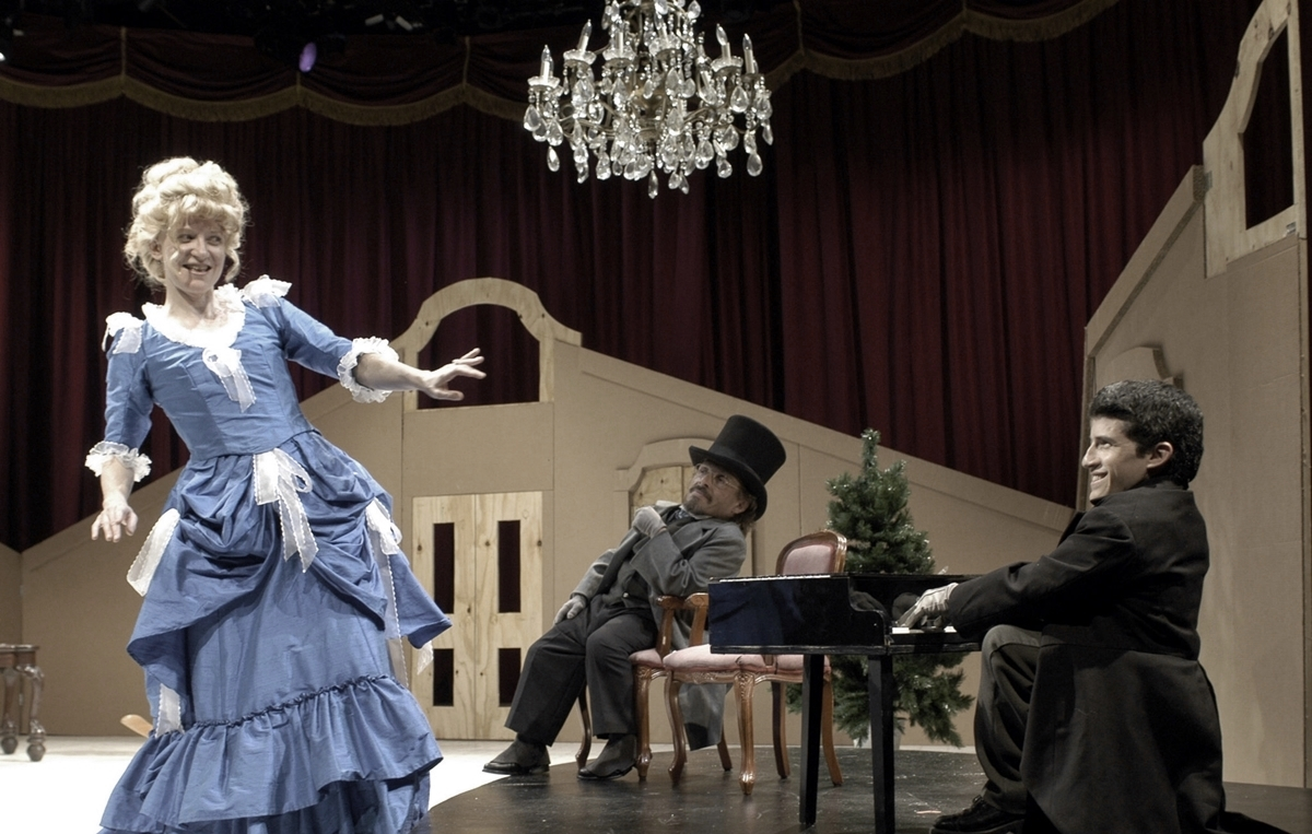 """Escape From Circus: Review of Mabou Mines's """"Dollhouse"""""""