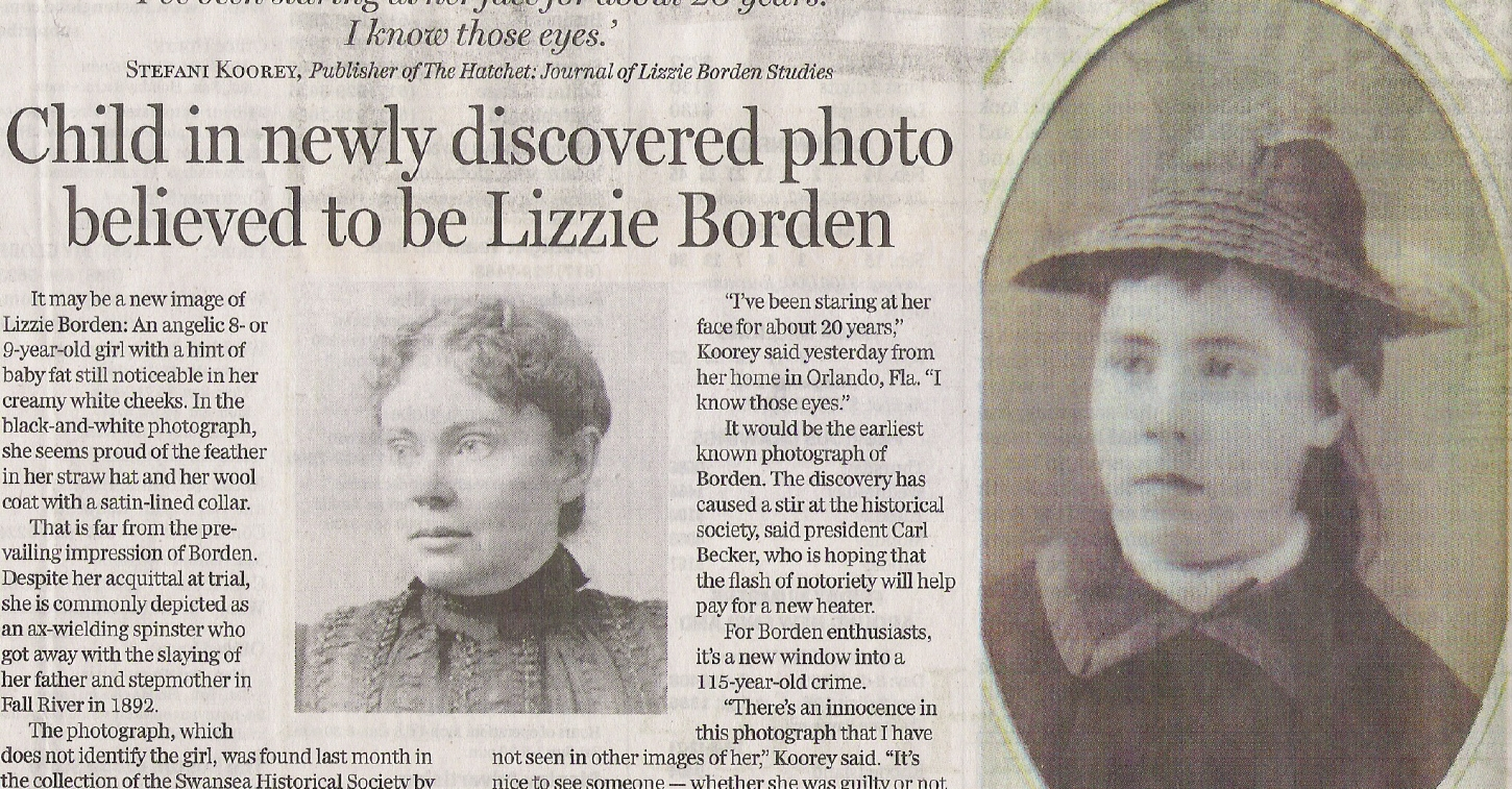 """Opera Blog: The Background Story Behind """"Lizzie Borden"""""""