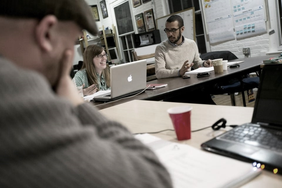 Offstage, Dramaturgs Are Playing a Prominent Role
